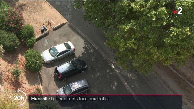 Marseille : les habitants de quartiers gangrenés par le trafic de drogue témoignent