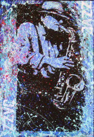 jazz saxophoniste  (Véronique Gayot)