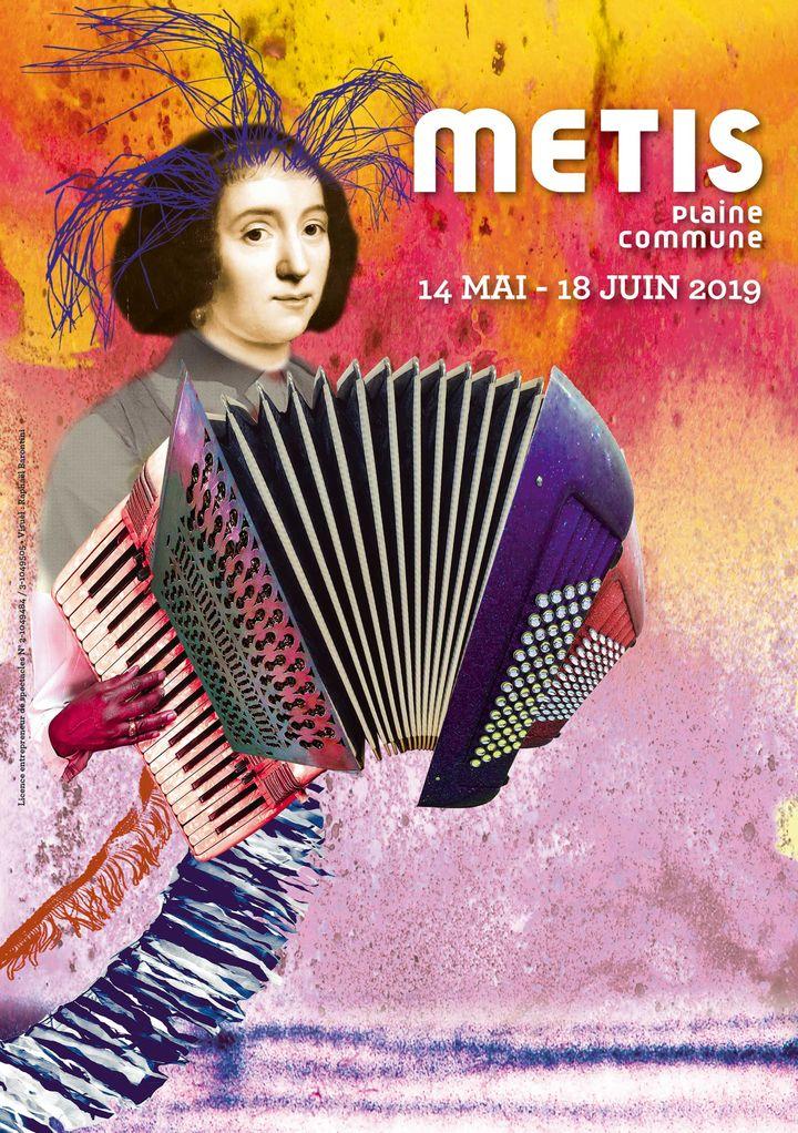 L'affiche de l'édition 2019 du Festival Métis (Festival Métis)