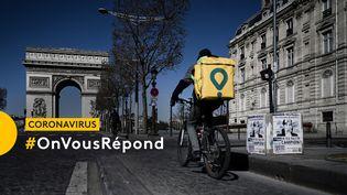 #OnVousRépond sur le coronavirus : les 23 réponses à vos questions les plus fréquentes sur le travail en temps de crise (PHILIPPE LOPEZ / AFP)