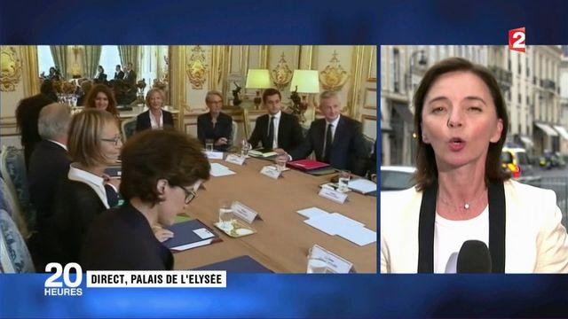 Législatives : L'Élysée ne commente pas les chiffres des Français de l'étranger