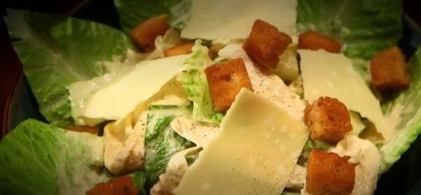 Salade Caesar (FRANCE 3)