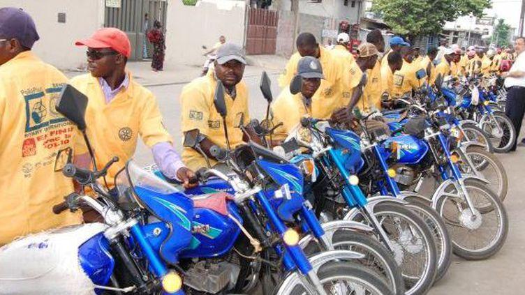 Zémidjans à Cotonou au Bénin (DR)