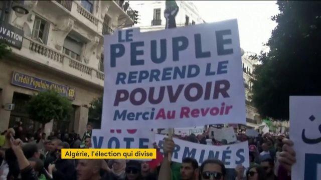 Algérie : quel que soit le président élu, il est déjà contesté dans les rues