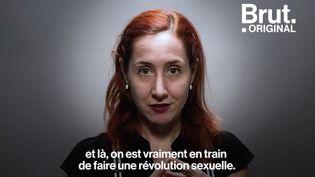 """VIDEO. Dans """"Sortir du trou"""", Maïa Mazaurette repense les rapports sexuels (BRUT)"""