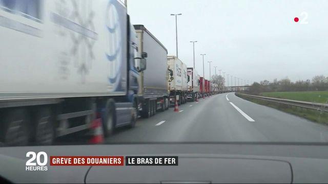 Brexit : les douaniers grévistes rejettent l'enveloppe de 14 millions d'euros annoncée par Bercy