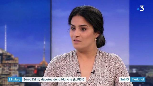 """Les députés LREM """"ni frondeurs ni godillots"""", se féliciet Sonia Krimi"""