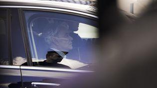 L'homme d'affaires Bernard Tapie arrivant au tribunal correctionnel de Paris le 11 mars 2019. (AFP)