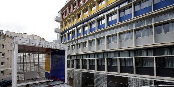 La Cité des réfugiés à Paris (1928) de Le Corbusier  (FRANCOIS GUILLOT / AFP)
