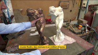 Les statues du musée Rodin peuvent être reproduites de manière conforme (FRANCEINFO)
