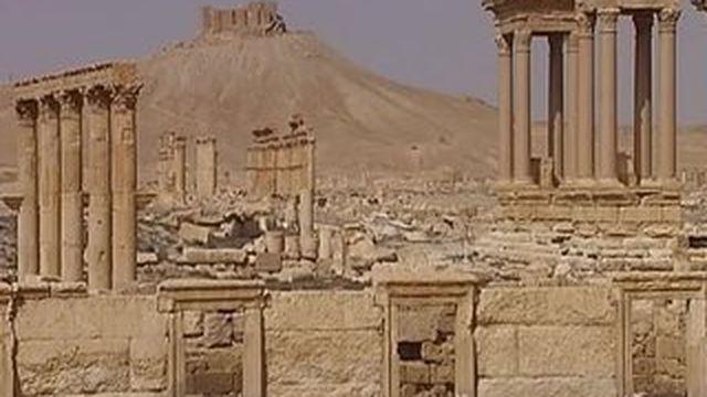 L'UNESCO appelle à l'aide pour sauver la cité antique de Palmyre