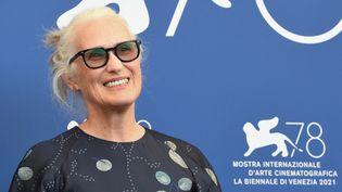 Netflix présente le film de Jane Campion, Le pouvoir du chien, à la Mostra de Venise. (FILIPPO MONTEFORTE / AFP)