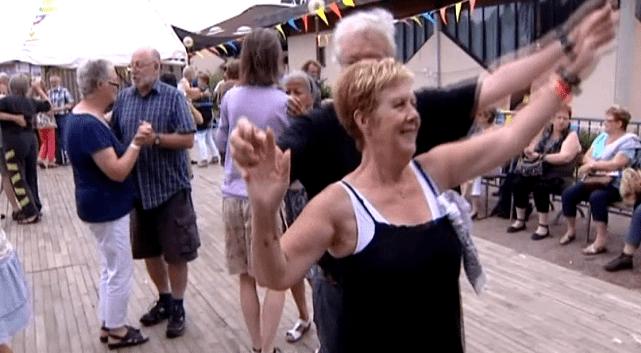 La danse cajun, des danses renouvelées au gré de son inspiration  (France 3)
