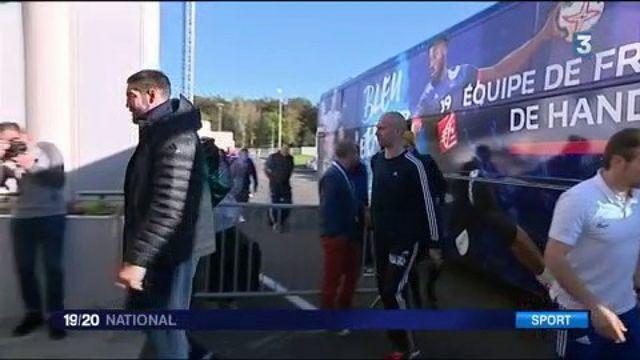 Handball : les Bleus attendus sur le toit du monde