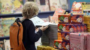 Le 37e salon Livre Paris réinvente son espace Jeunesse  (STEPHANE DE SAKUTIN / AFP)