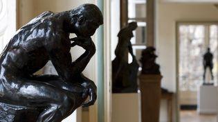 """Etude pour """"Le Penseur"""" (original), Musée Rodin  (MAISANT Ludovic / hemis.fr / Hemis)"""