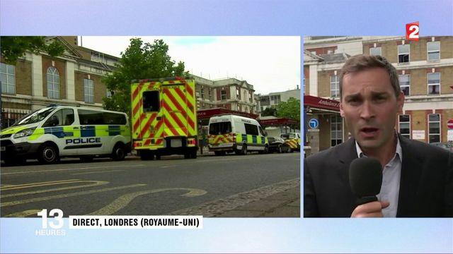Attentat de Londres : sept blessés, un mort et un disparu parmi les victimes françaises