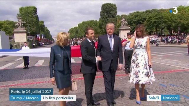 Macron-Trump : un lien particulier