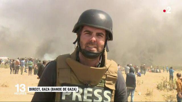 Gaza : nouveaux heurts entre Palestiniens et soldats israéliens