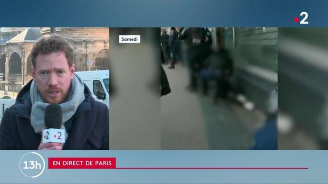 Violences policières : trois agents déposent plainte contre un manifestant