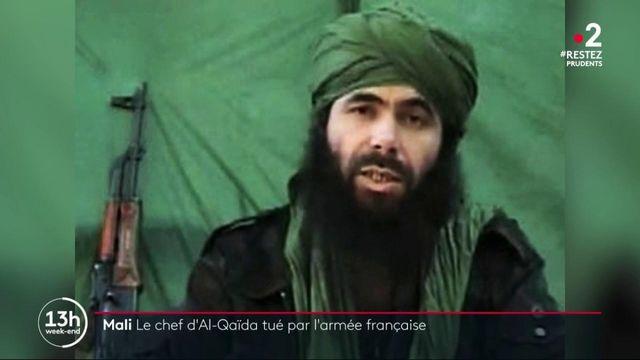 Terrorisme : l'émir d'Aqmi abattu par l'armée française