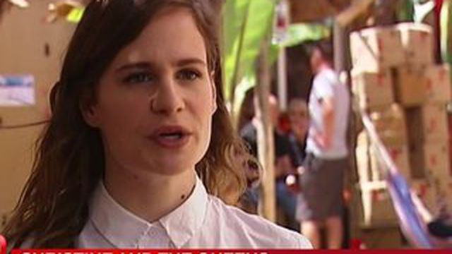 Christine and The Queens enflamme les Francofolies