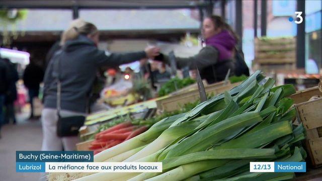 Lubrizol : les clients se méfient des produits locaux