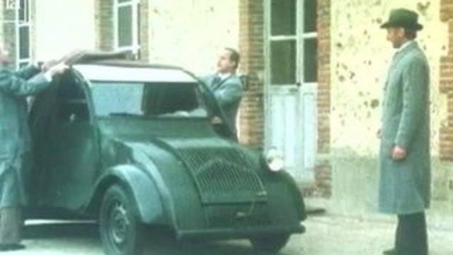 La 2CV, une voiture éternelle
