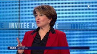 Barisa Khiari, sénatrice PS de Paris (FRANCE 3)