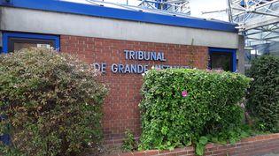 Le tribunal judiciaire de Bobigny (Seine-Saint-Denis). (HAJERA MOHAMMAD /RADIOFRANCE)