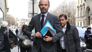 Le Premier ministre Edouard Philippe à Paris, le 4 décembre 2018. (LUDOVIC MARIN / AFP)