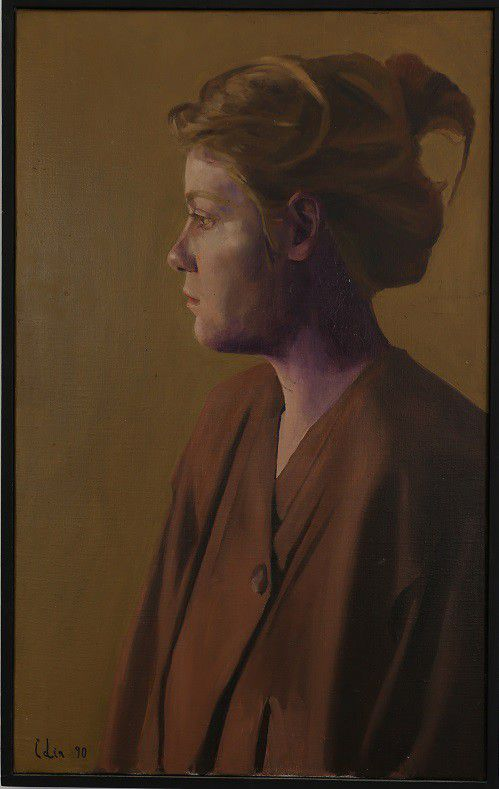 Portrait Emmanuelle  (Jean-Marc Idir)