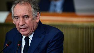 Le haut commissaire au Plan François Bayrou, en septembre 2020. (MARTIN BUREAU / AFP)