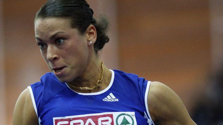 L'athlète française Cindy Billaud