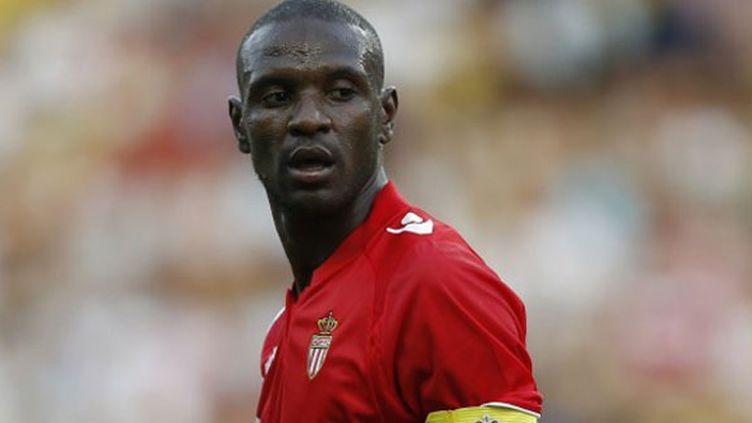 Le joueur de l'AS Monaco, Eric Abidal