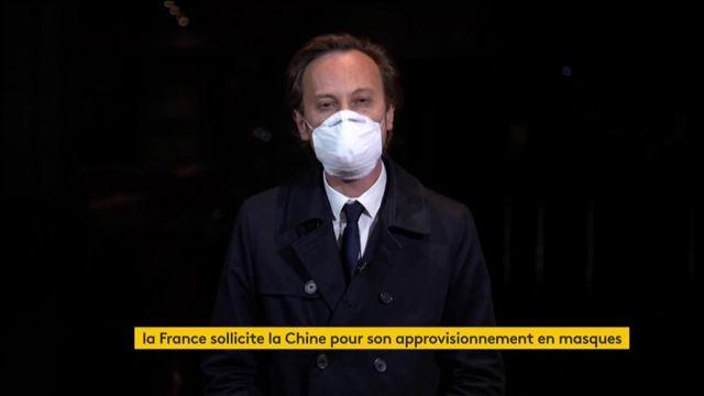 Coronavirus : la Chine va livrer plus d'un milliard de masques à la France