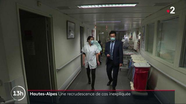 Covid-19 : une hausse des cas positifs dans les Hautes-Alpes