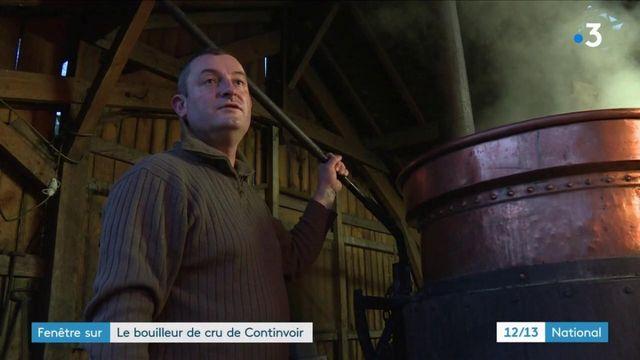 Indre-et-Loire : à la découverte d'un distillateur artisanal