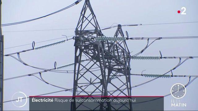 Électricité: les Français invités à baisser leur consommation pour éviter les coupures