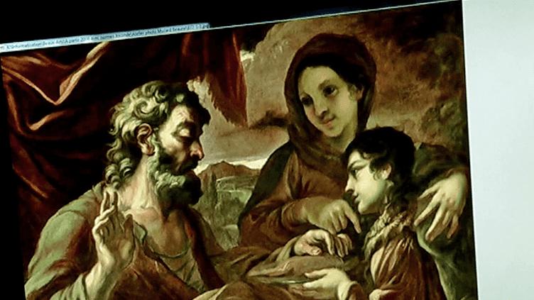Dorénavant le musée des Beaux-arts de Beaune détient une oeuvre du peintre italienGirolamo Troppa  (France 3 / Culturebox)