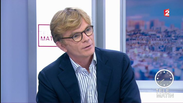 Marc Fesneau, député MoDem (France 2)
