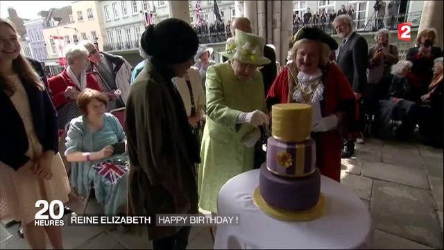 Le Royaume-Uni célèbre les 90 ans de la reine Elizabeth
