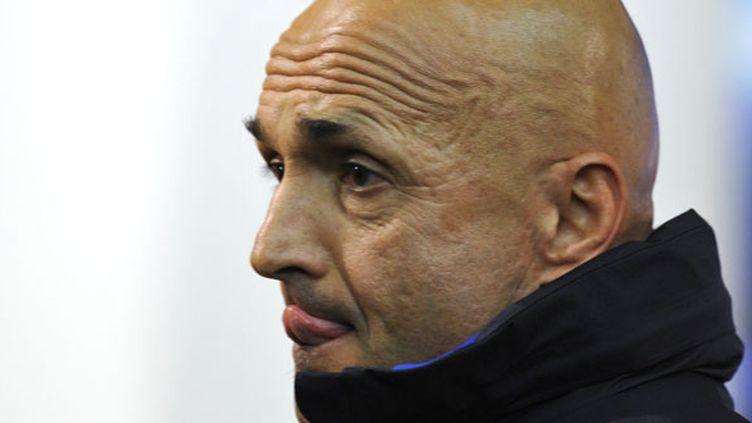 L'entraîneur italien Luciano Spaletti