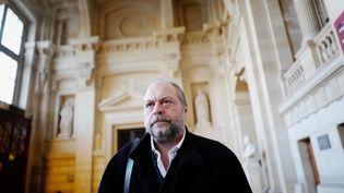 L'avocat Eric Dupond-Moretti, le 31 octobre 2017 au palais de justice de Paris. (DENIS ALLARD / REA)