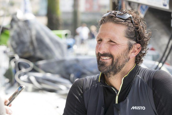 Yoann Richomme, vainqueur 2019 de la Solitaire du Figaro
