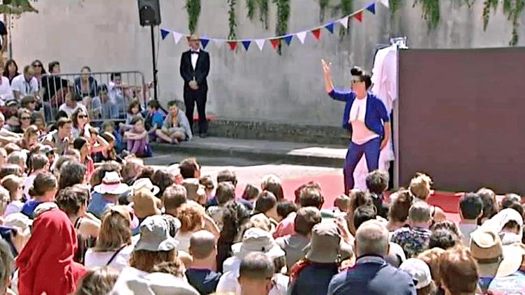 "Festival ""Chalon dans la rue""  (France3/Culturebox)"