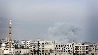 La prison militaire de Saydnaya se trouve à 30 km au Nord de Damas. (DIAA AL DIN / ANADOLU AGENCY)