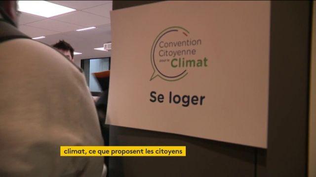 Climat : ce que proposent les citoyens