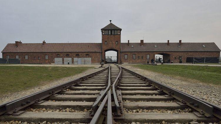 (Quand l'Armée rouge a libéré le camp le 27 janvier 1945, il ne restait que 8.000 déportés sur les 1,6 million de personnes envoyées à Auschwitz-Birkenau © MaxPPP)