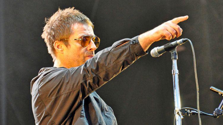 Liam Gallagher à Rock en Seine 2018  (Olivier Flandin FTV)